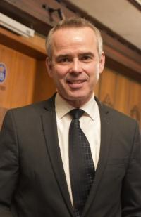 Dr. Uwe Brückner ist neuer Vorsitzender des Internationalen PresseClubs München (Foto: PresseClub München, Johann Schwepfinger)